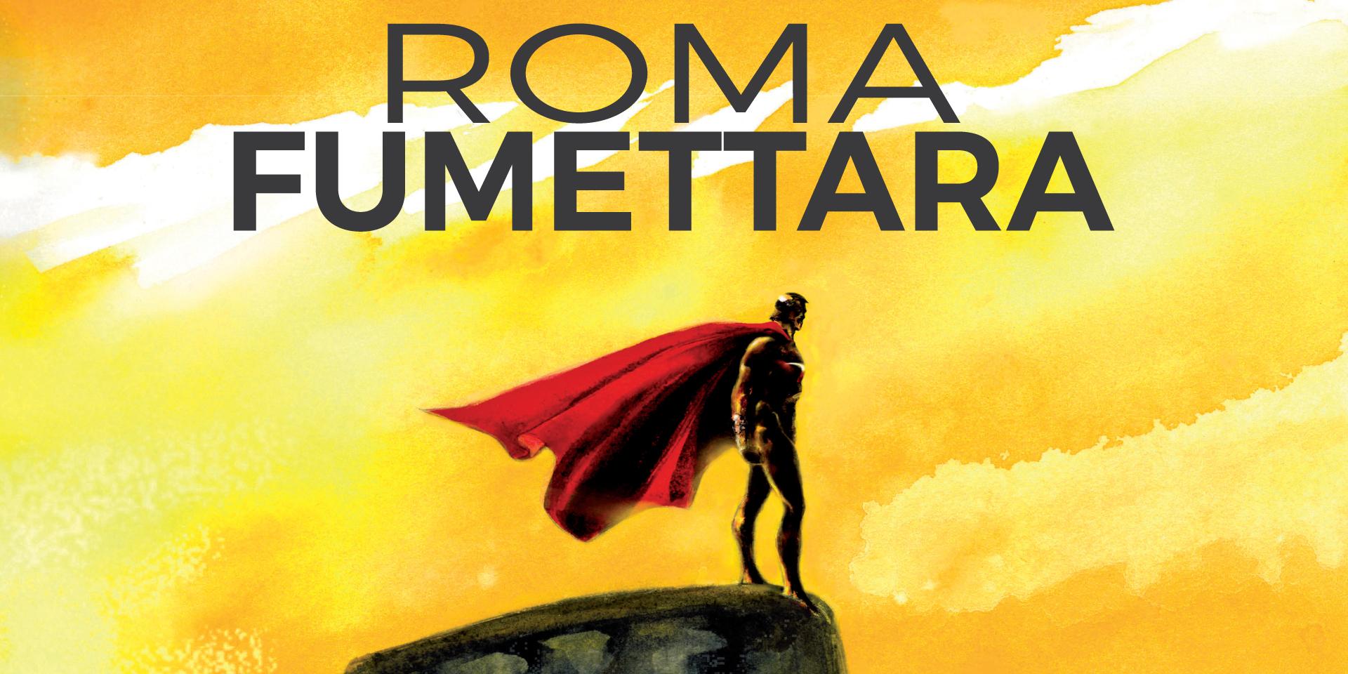 Roma fumettara