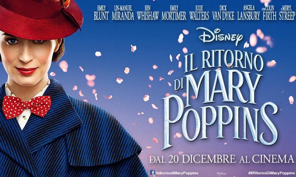 5c8d9adfe4 Il Ritorno di Mary Poppins è un film di genere fantasy, family del 2018,  diretto da Rob Marshall, con Emily Blunt e Meryl Streep.